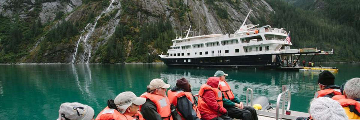 Northern Passages & Glacier Bay